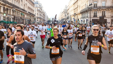 10 Km de Paris Centre